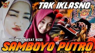 Download Tak Iklasno Voc Rizqi feat Wulan JNP77 - Cover Jaranan Samboyo Putro 2019 - Live Saradan