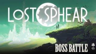 Lost Sphear - Boss Battle #1 ( Ready to go )