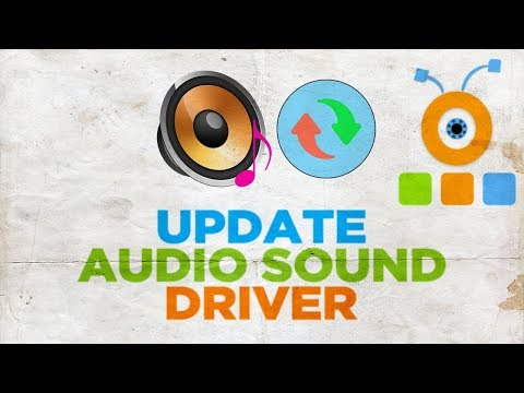 How To Update Audio Sound Driver Windows 10