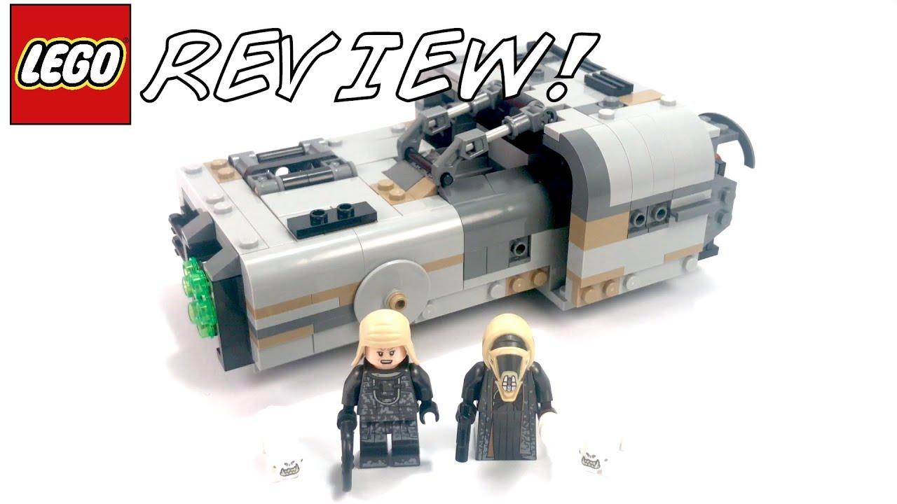 Lego Star Wars Moloch/'s Landspeeder 75210