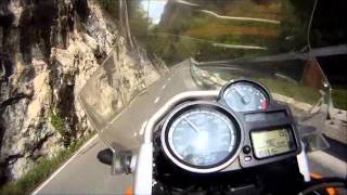 BMW R1200 GS crash.wmv