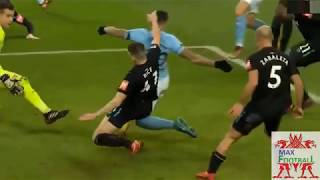 Manchester City Vs West Ham United 2-1 | All Goals & Highlights | EPL 2017/2018