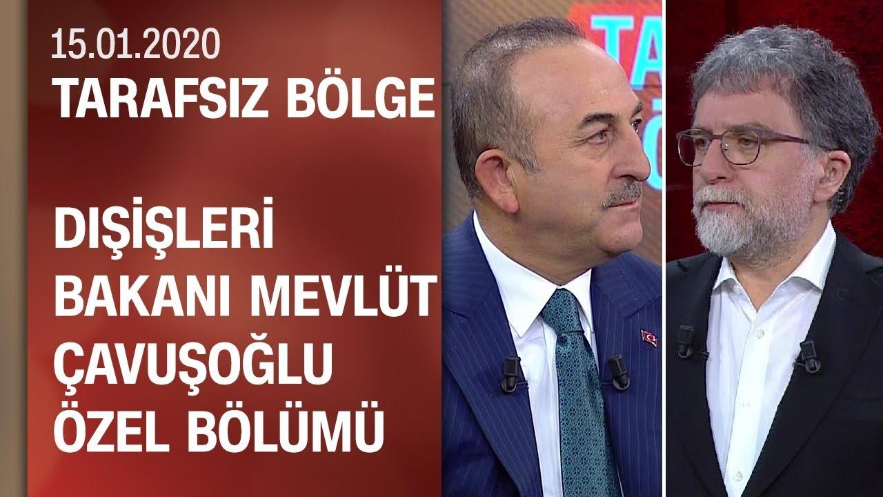 Bakan Mevlüt Çavuşoğlu, dış politikadaki gelişmeleri Tarafsız Bölge'de değerlendirdi -15.01.2020