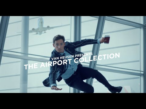 Van Heusen Move Labs Presents The Airport Collection