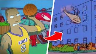 7 heftige Simpsons Vorhersagen, die wirklich wahr wurden