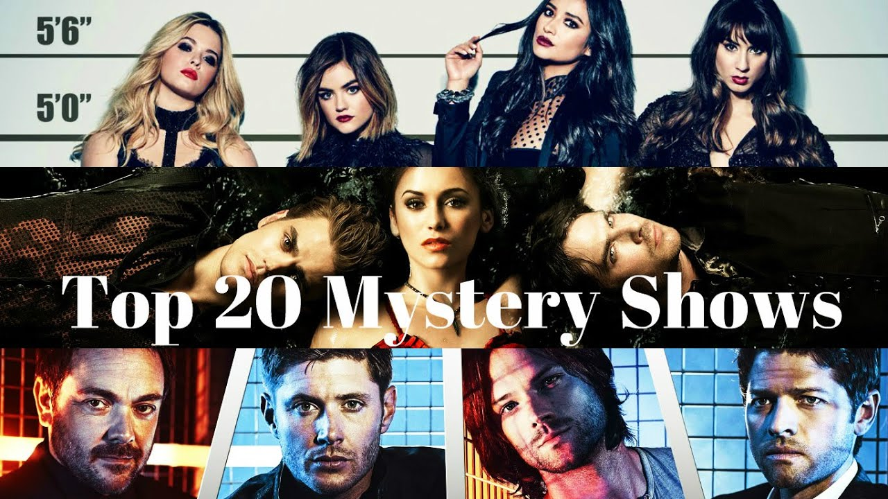 mystery serie