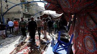 بالفيديو| 55 قتيلًا وأكثر من 30 جريح حصيلة 3 هجمات في العراق