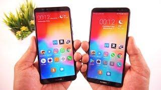 Huawei Y9 2018 vs Huawei Mate 10 Lite Speed Test & Comparison [Urdu/Hindi]