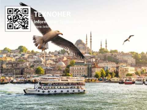 TEKNOHER Bosphorus - Branding
