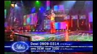 Dewi - Een moment zonder jou (Idols)