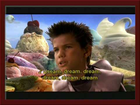 Sharkboy Sings Max A Lullaby
