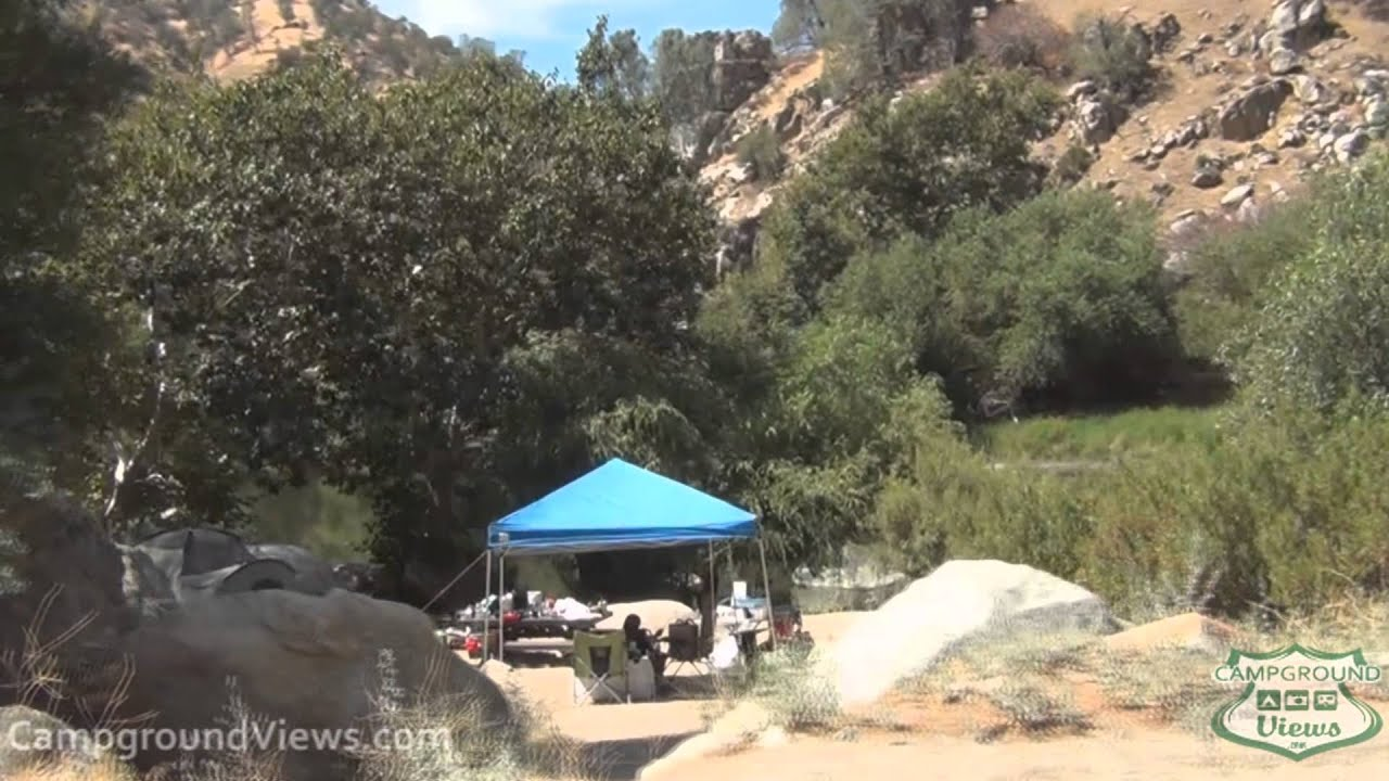 Hobo campground lake isabella for Canyon lake fishing ca