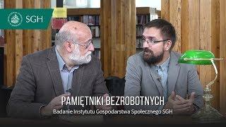 Pamiętniki bezrobotnych 2017. Konkurs i projekt badawczy SGH