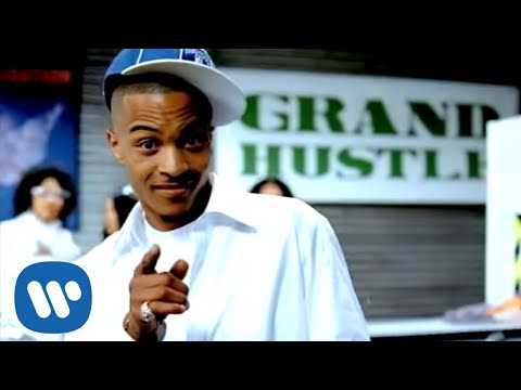 T.I. - Rubber Band Man (Official Video)