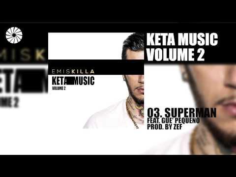 Emis Killa - Superman (feat. Guè Pequeno) - prod. by Zef - (Audio HQ)