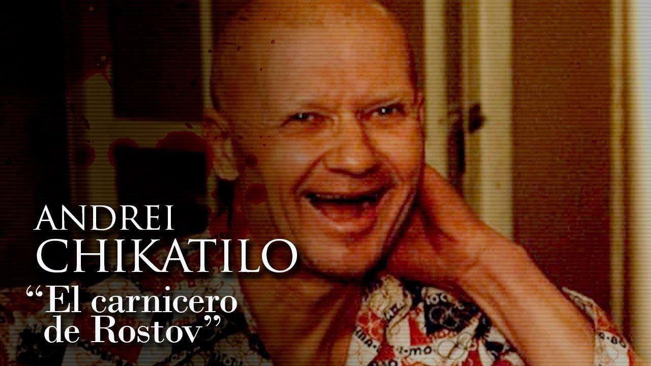 ANDREI CHIKATILO (Resubido) - Documental