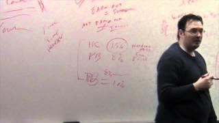 Brandon Sanderson Lecture 8: Book Advances and Royalties (7/8)