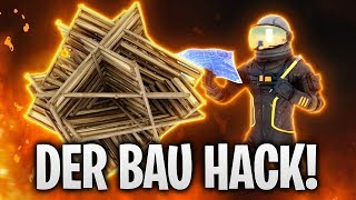 THE BUILDING HACK! 🚧 | Fortnite: Battle Royale