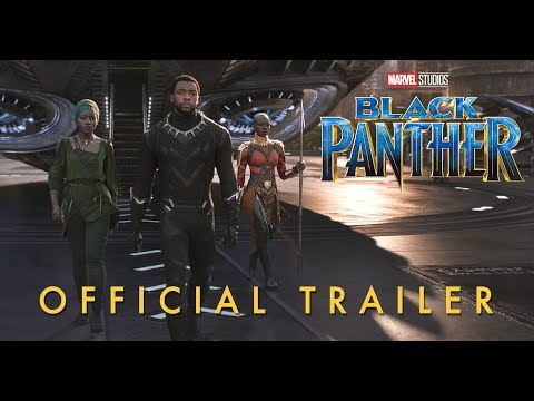 Marvel Studios' Black Panther - Official Trailer on YouTube