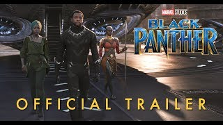 Marvel Studios' Black Panther - Official Trailer streaming