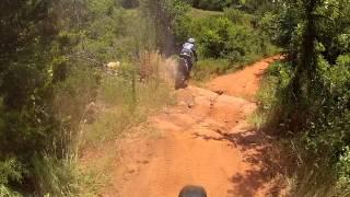 lake draper red trail wr250 kx250