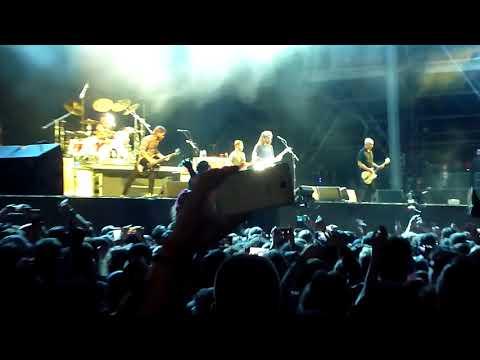 Foo Fighters Live Everlong @ Download Festival, Paris, 17-06-18