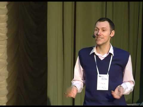 TEDxKyiv - Егор Анчишкин - Запрограммируй это!