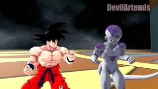 Dragonball Super: Tournament of Savages (Tournament of Power Parody)