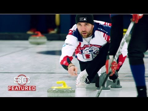 Jared Allen forms curling team with retired NFL players for a shot at Winter Olympics | SC Featured