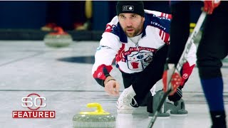 Jared Allen forms curling team with retired NFL players for a shot at Winter Olympics   SC Featured