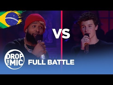 Drop The Mic: Shawn vs. Odell Beckham Jr. (Legendado PT/BR)