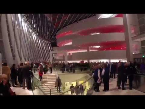 The Kansas City Symphony's Classic Uncorked at the Kauffman Center - Time lapse