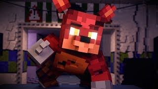 """The Foxy Song"" Minecraft FNAF Music Video (Teaser Trailer)"