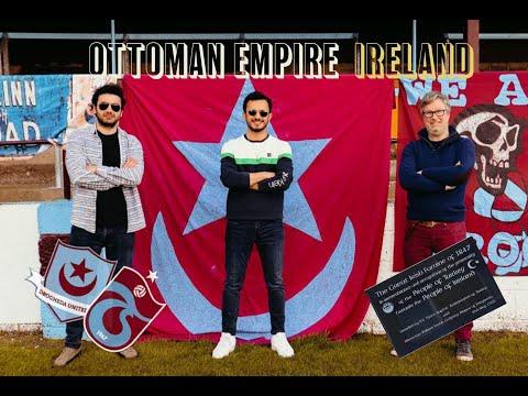 174 YILLIK VEFA🇮🇪🇹🇷 Potato Famine, Drogheda-Trabzonspor, Osmanlı  (Dış Hatlar By Yasko 16. Bolum)