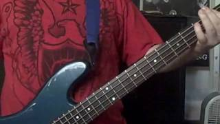 BJ Russell - Here Is No Why (Smashing Pumpkins Bass Audition)