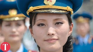 Download 10 Weird Jobs All Women MUST DO In North Korea Mp3 and Videos