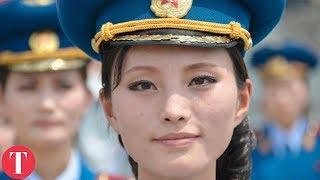failzoom.com - 10 Weird Jobs All Women MUST DO In North Korea