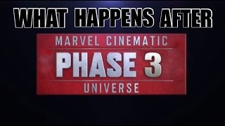 WHAT HAPPENS AFTER MARVEL PHASE 3?