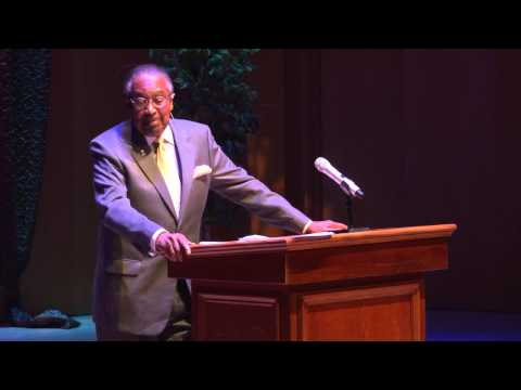 Dr. Clarence Jones: After The Civil Rights Movement: The Legacy of Dr. King-Today and Beyond