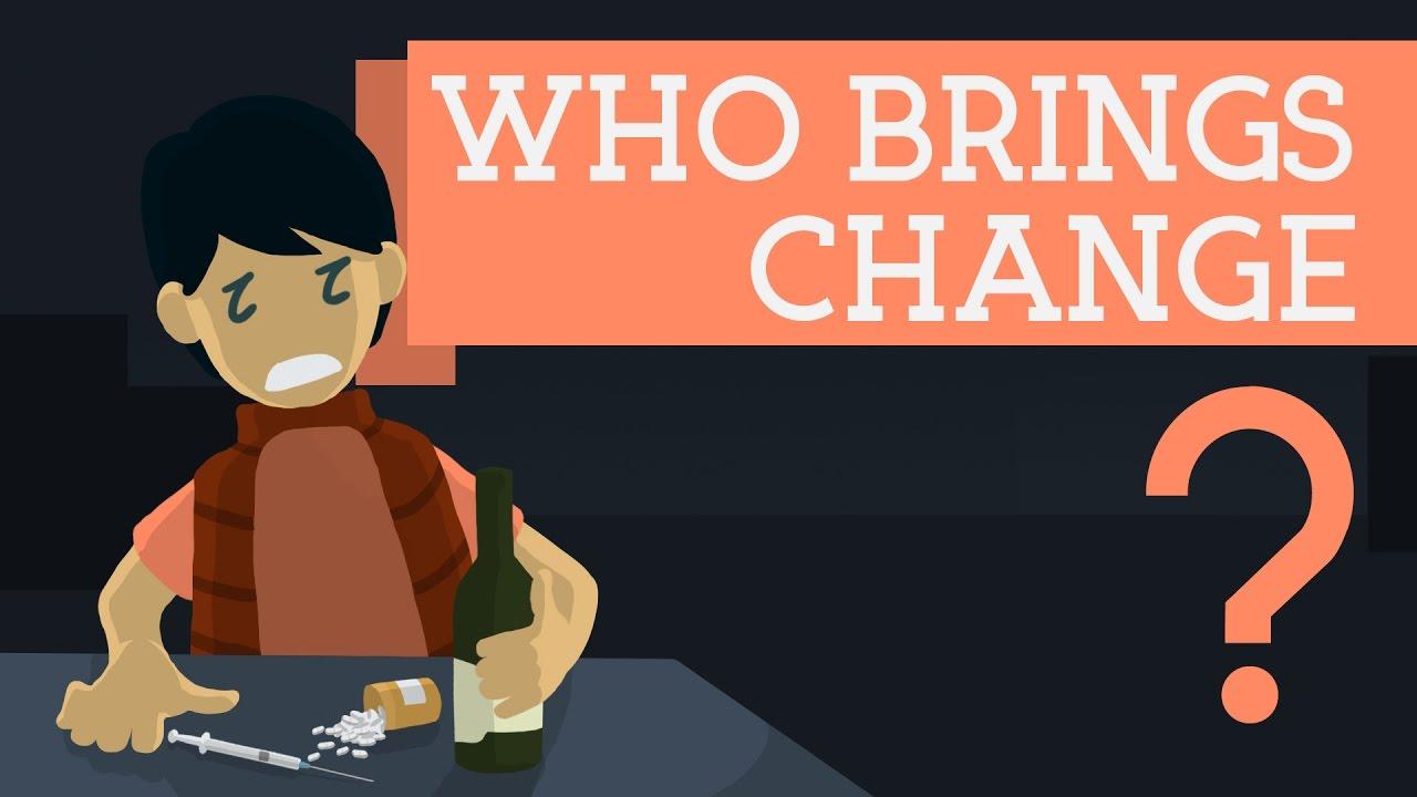 Who brings change?   Nouman Ali Khan   illustrated   Subtitled