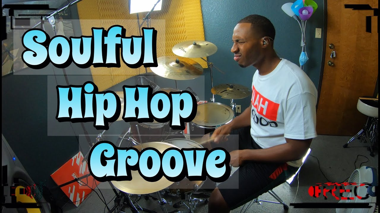 Soulful Hip Hop Drum Groove