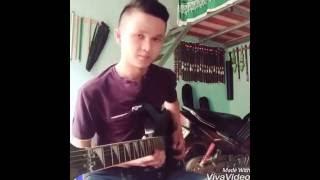 Solo guitar Nhớ Về Em -quang ky