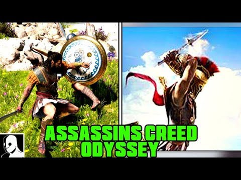Assassin S Creed Odyssey Gameplay Screenshots Character Skills