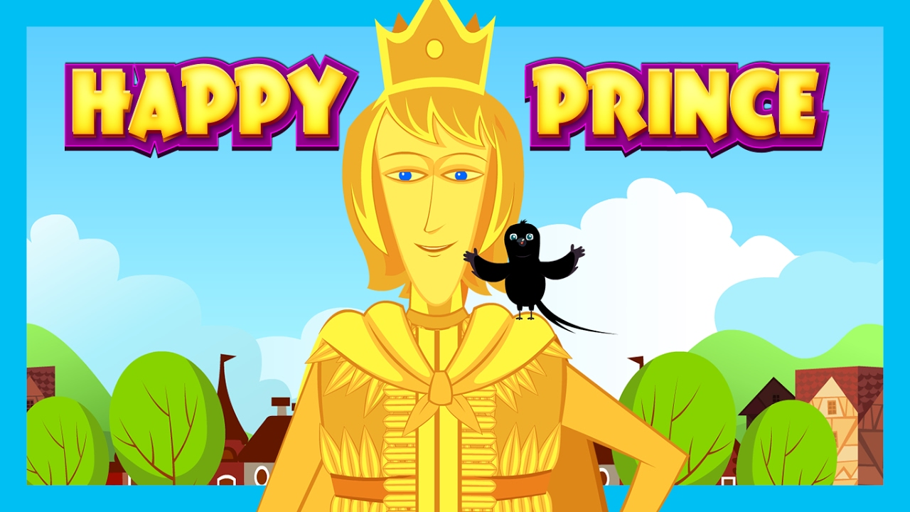 Happiness found in happy prince by