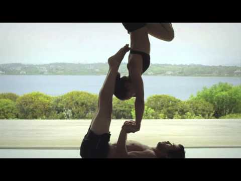 Yoga's Hottest Couple - Equinox Exclusive Short
