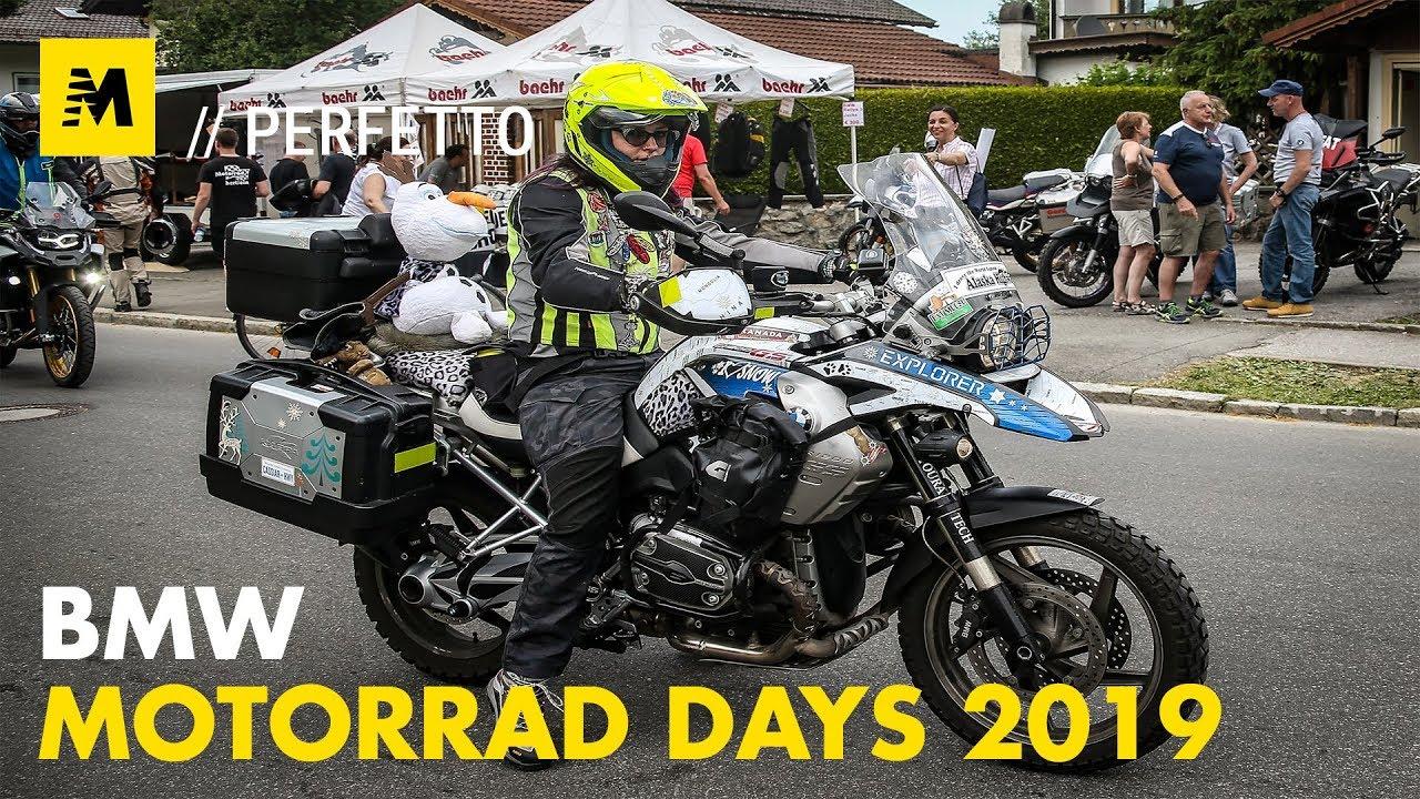 Bmw Motorrad Days 2019 Venite A Garmisch Con Noi