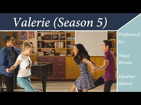 Glee - Valerie (Season 5)