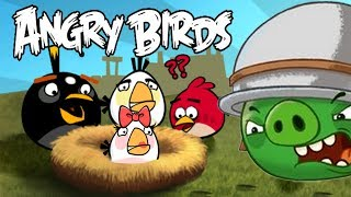 Angry Birds - Angry Birds Cannon Rescue Adventure - Angry Birds Game