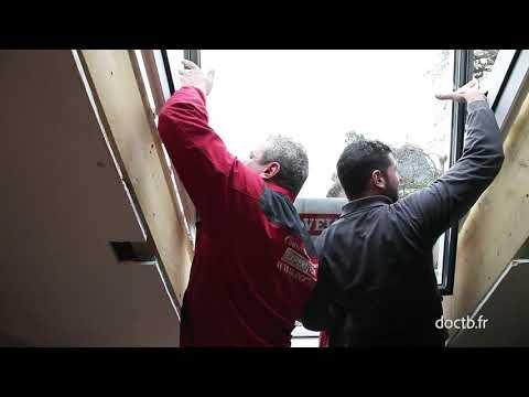 Installation Balcon Cabrio Velux Par DOCTB