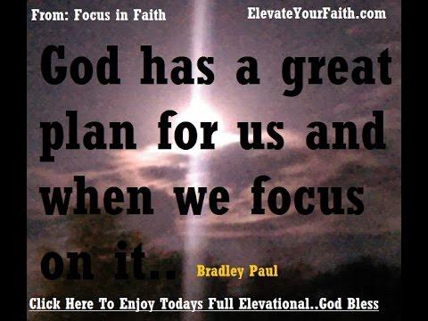 Focus on Faith | Elevate Your Faith 24X7